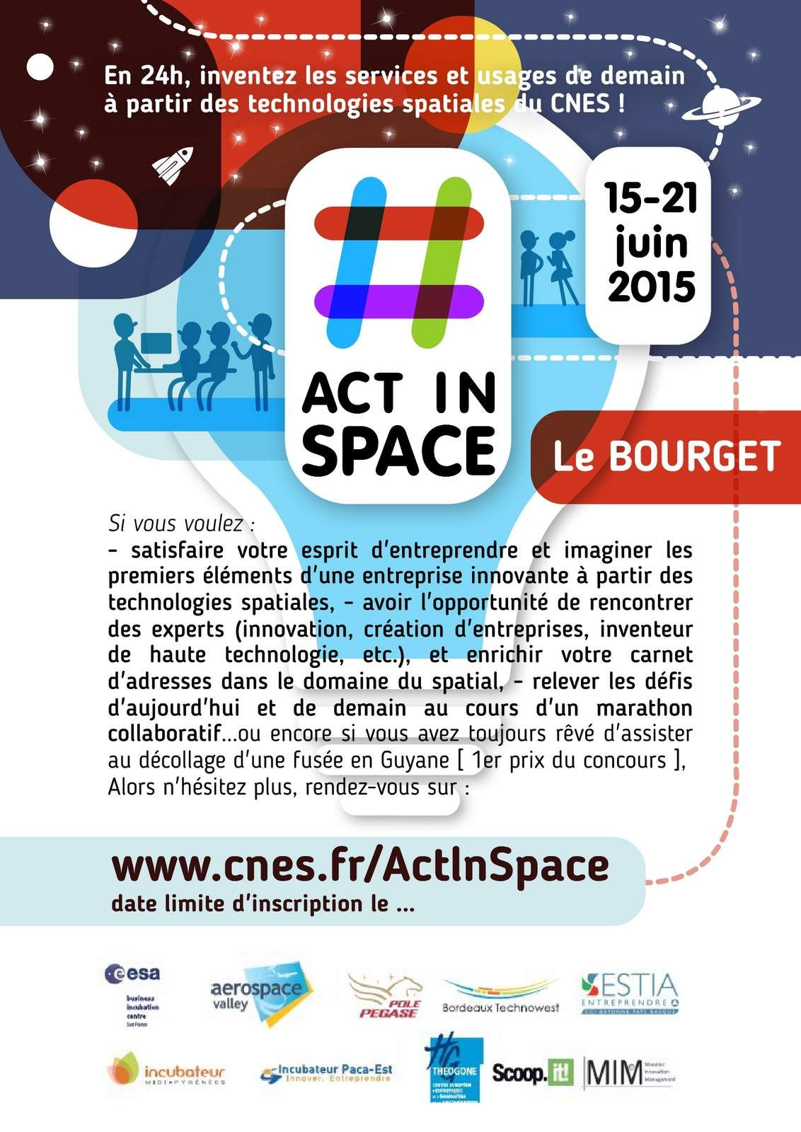 Act in Space