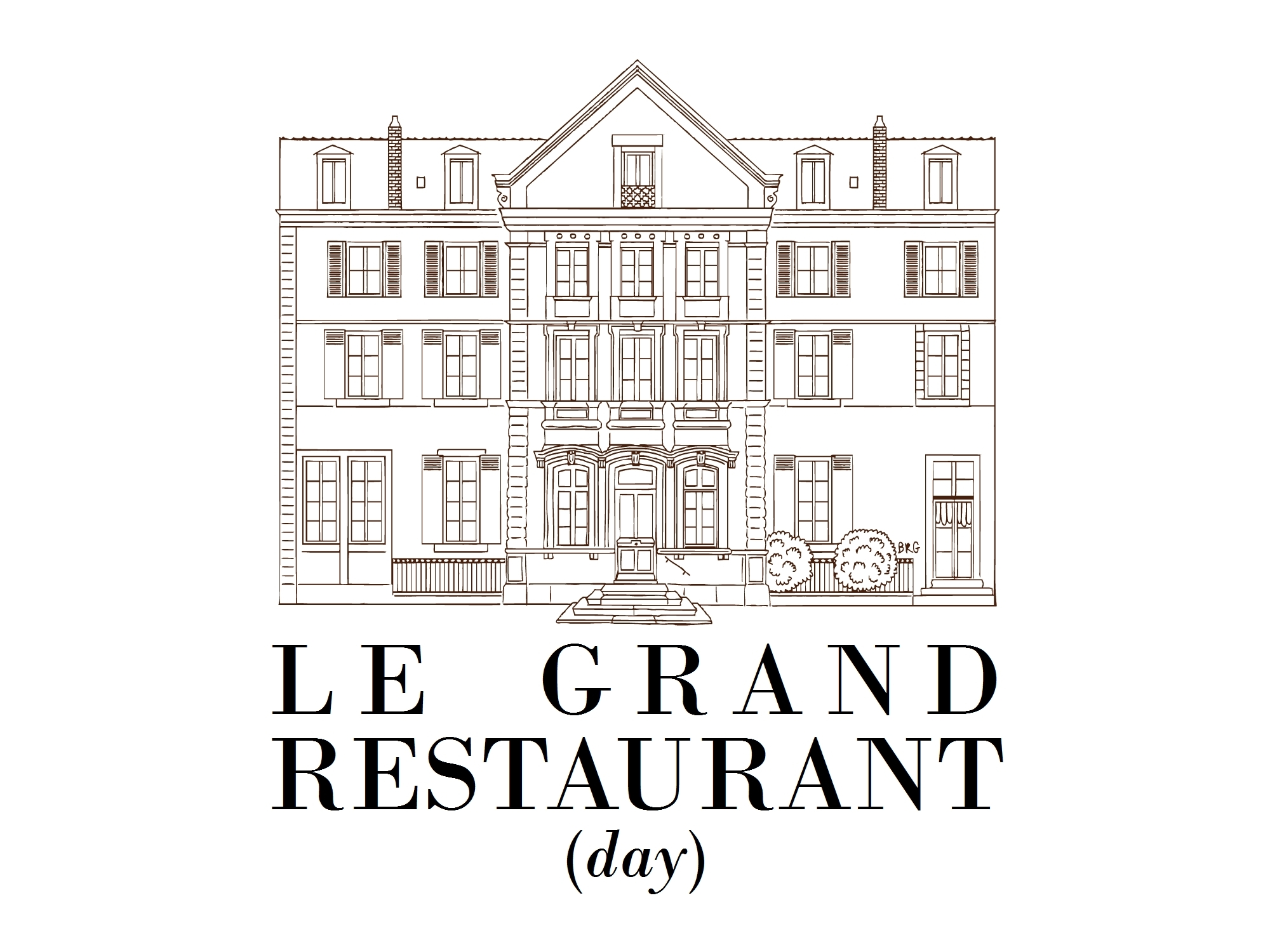 Le Grand Restaurant day